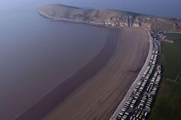 Brean Beach - credit Unknown